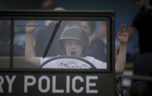 США: полиция застрелила мальчика на детской площадке