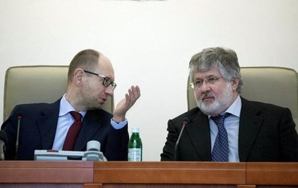 Коломойский не простит Яценюку сдачи МВД и Минюста