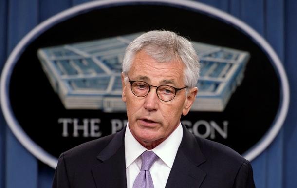 Министр обороны США Чак Хейгел уходит в отставку
