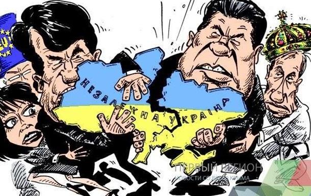 Ключевой момент нынешней Украины