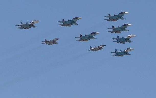 Россия размещает в Севастополе 14 истребителей