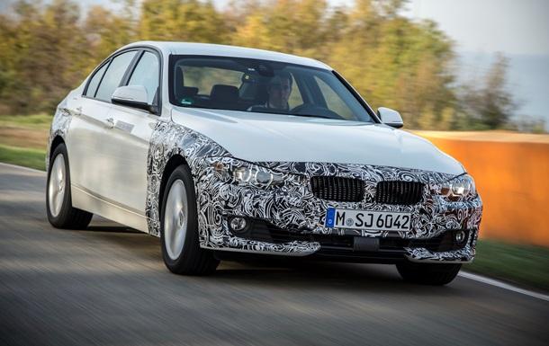 BMW представила  заряженный  гибрид
