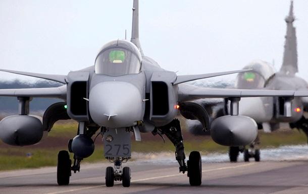 Швеция намерена усилить военный потенциал