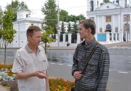 Кириллов: «Для меня борьба с беззаконием  превратилась в закон моей жизни»