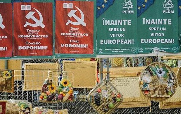 В Молдавии начались парламентские выборы