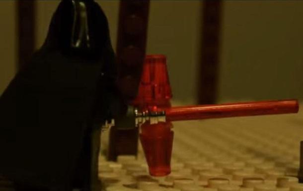 В Сети появился Lego-трейлер седьмых Звездных войн