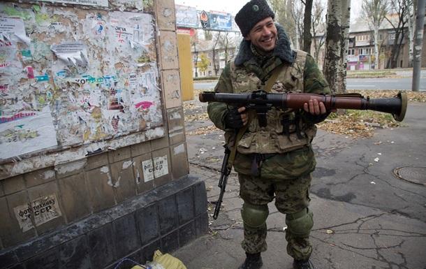 СНБО заявляет о гибели 18 сепаратистов в перестрелке под Антрацитом