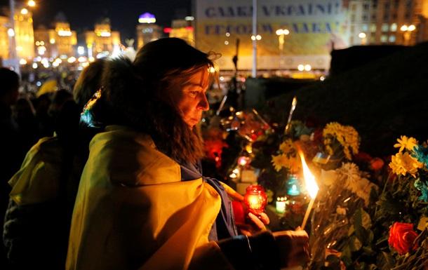 Итоги 30 ноября:  Ночь памяти  на Майдане, акция за отставку Генпрокурора
