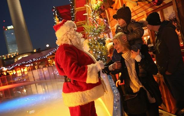 В Германии начали праздновать Рождество