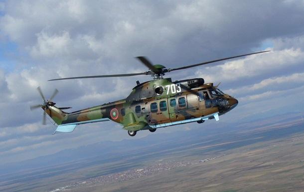 Крушение вертолета в Индонезии: погибли шесть человек
