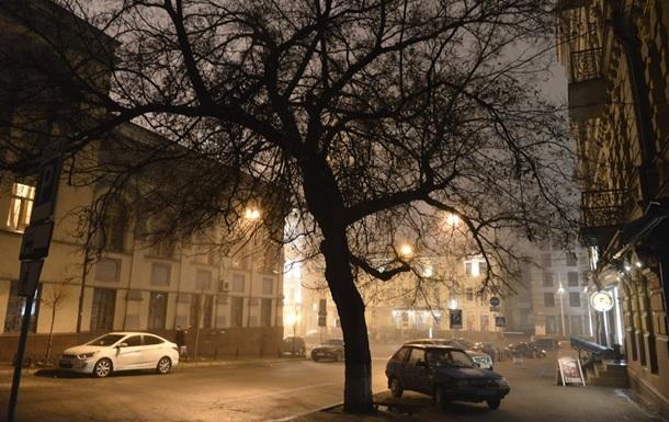 Украина во тьме. В городах нет света по шесть часов