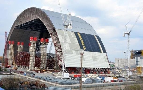 ЕБРР одобрил кредит на новый саркофаг в Чернобыле