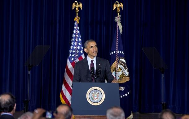 Обама просит у конгресса денег на борьбу с вирусом Эбола