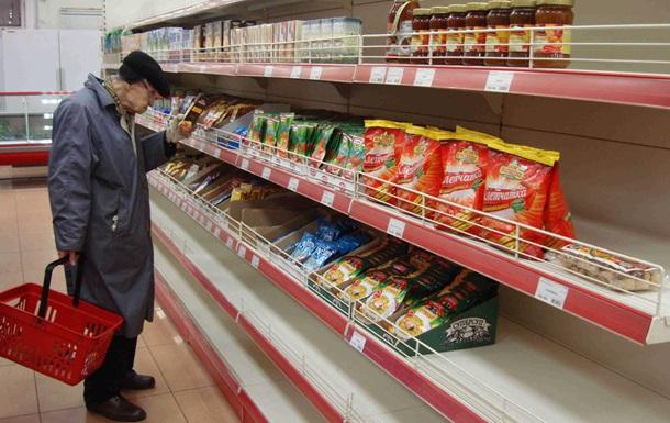 Пресса России: Россияне экономят на еде