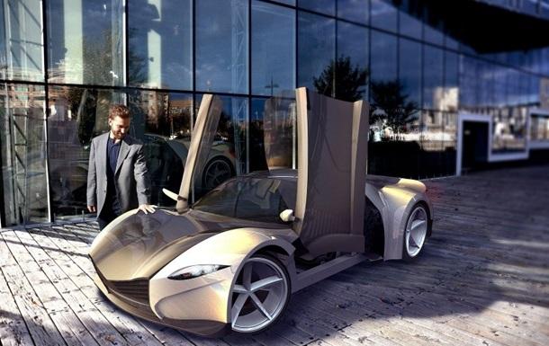 В Канаде планируют запустить в производство электрический спорткар