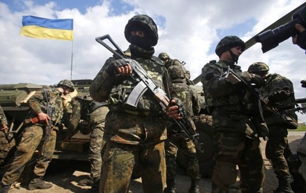 В Украине снимают патриотический сериал о Нацгвардии