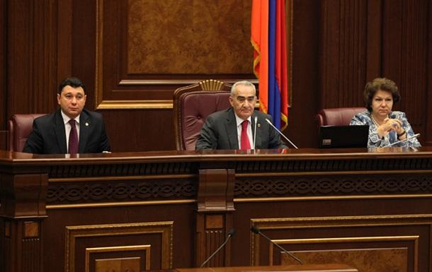 Парламент Армении ратифицировал договор о вступлении в ЕАЭС