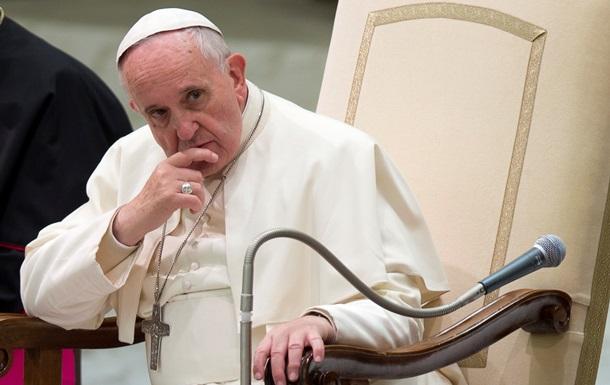 На счетах Ватикана найдены неучтенные сотни миллионов евро