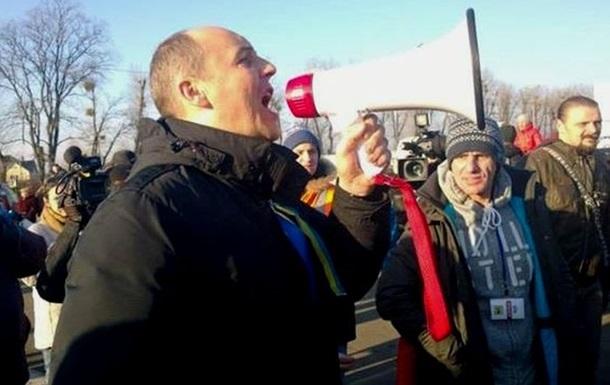 Вице-спикер Парубий заявил, что отказался от охраны