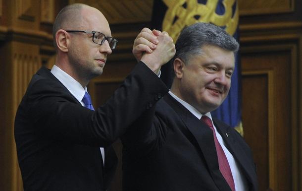 Украина продолжит нанимать иностранцев в правительство – Порошенко