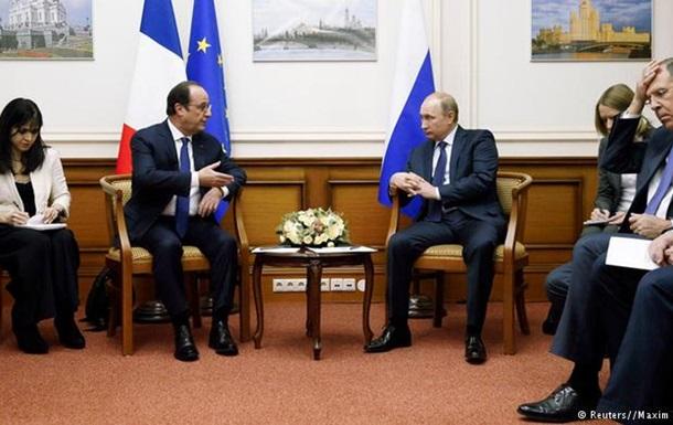 Der Spiegel: По мнению спецслужб НАТО, Путин не хочет отделения Донбасса