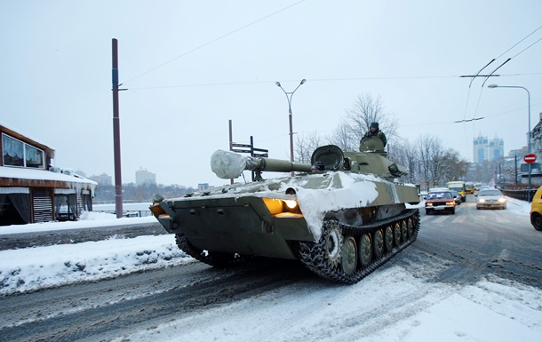 Обстрелы Авдеевки и аэропорта Донецка. Карта АТО за 7 декабря