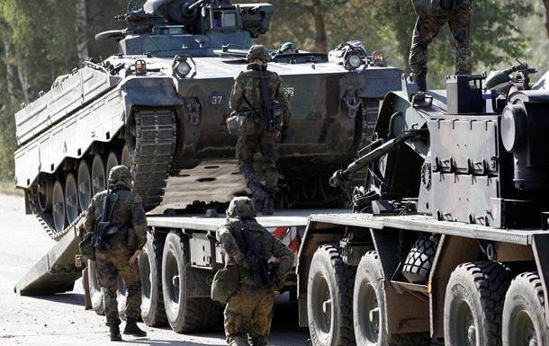 Эстония заключит крупнейшую в своей истории военную сделку