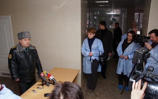 В Харькове усилили охрану военных объектов