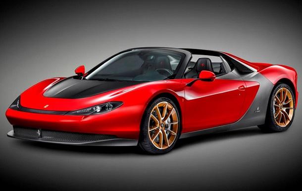 Концепт новой Ferrari стал реальностью