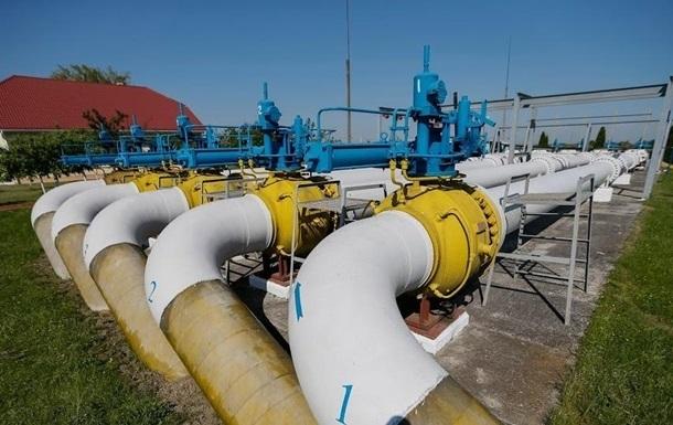 Украина начала импорт российского газа