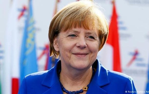Меркель в восьмой раз переизбрали лидером партии