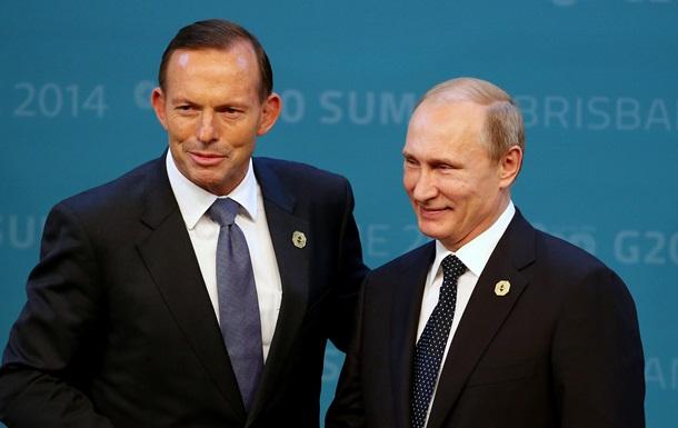 Высказывание о Путине стало  словом года  в Австралии