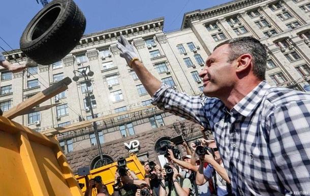 Виталий Кличко в Германии получит премию  за приверженность миру