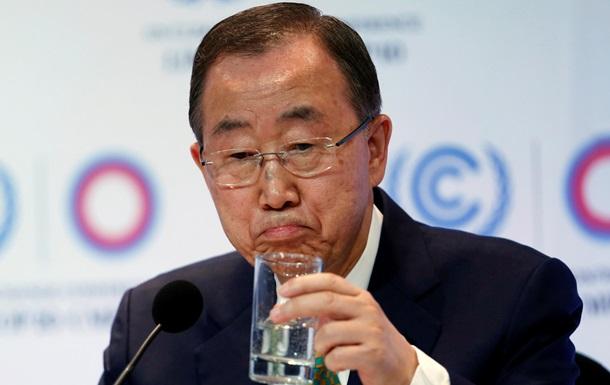 Генсек ООН рассказал, что делать с мировым климатом