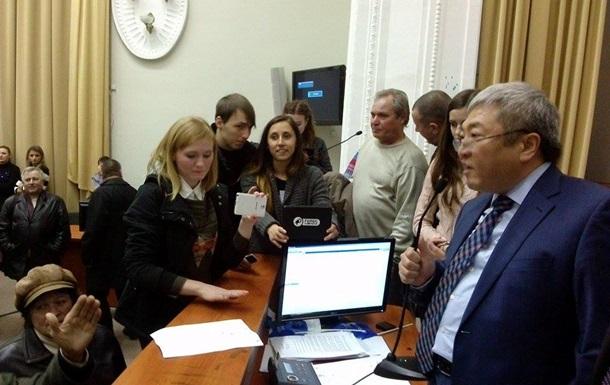 Запорожский горсовет не проголосовал за отставку мэра