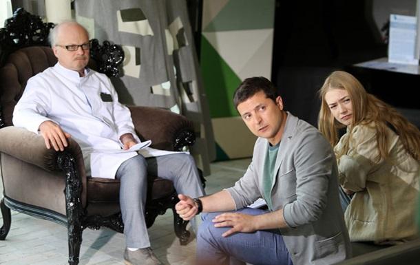 Зеленский отказался ехать на премьеру своего фильма в Москву
