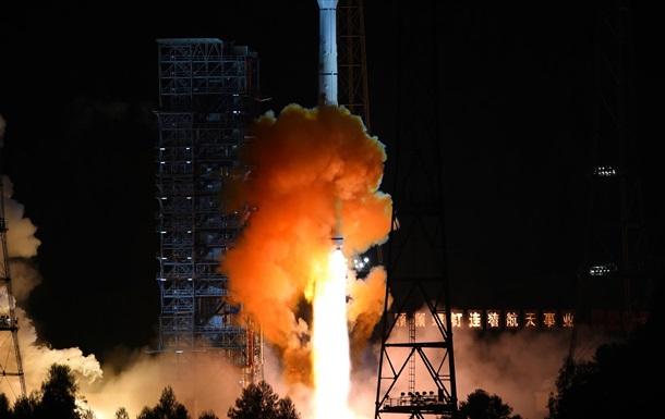 Искусственный спутник Земли выведен на орбиту Китаем