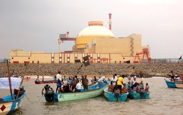 Россия построит в Индии 12 ядерных реакторов
