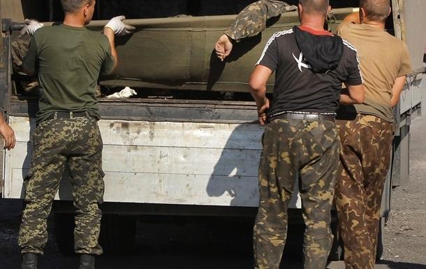 В России назвали число погибших на Донбассе
