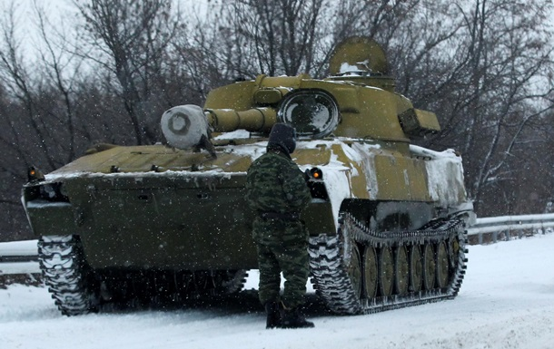 В ЛНР заявили об отводе тяжелой артиллерии