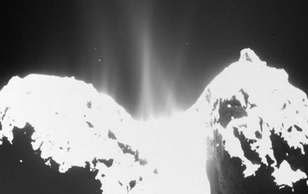 Зонд Rosetta  нанес удар  по теории возникновения воды на Земле