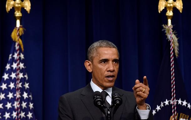 Путин не передумает из-за санкций - Обама
