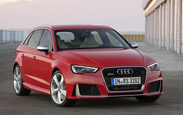 Audi показала свой самый быстрый хэтчбек