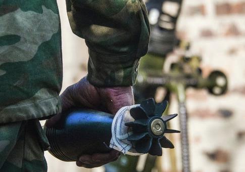 Вынужденная передышка на Донбассе