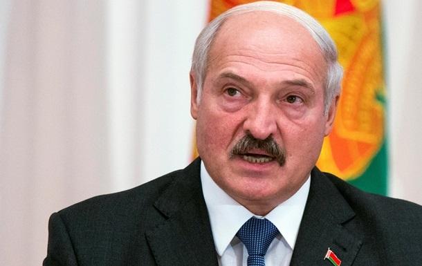 Лукашенко выступил за отмену санкций