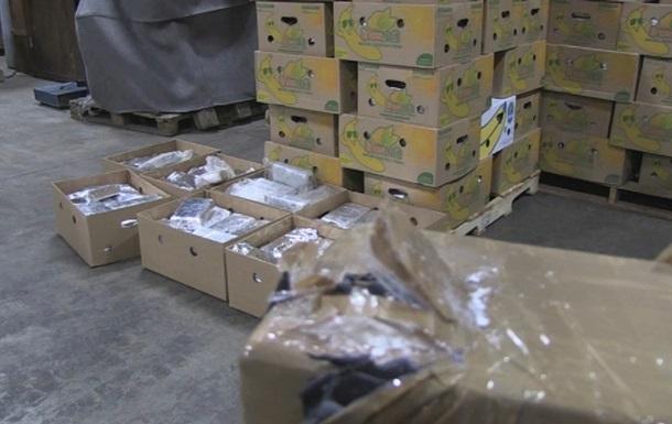 В России за пять лет конфискованы 175 тонн наркотиков