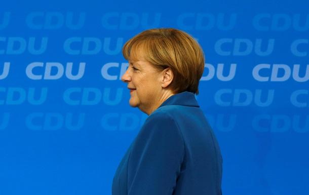 Меркель: Сотрудничество с Киевом не направлено против Москвы