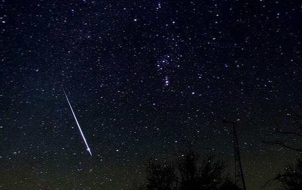 Самый яркий метеоритный дождь пройдет этой ночью