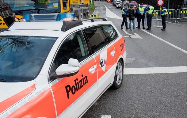 В результате беспорядков в Цюрихе пострадали полицейские