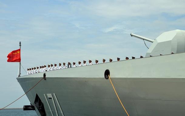 США и Китай провели совместные военные учения